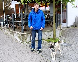 Thorsten mit Emi